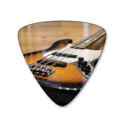 Custom Bass Picks - Single Sided Print