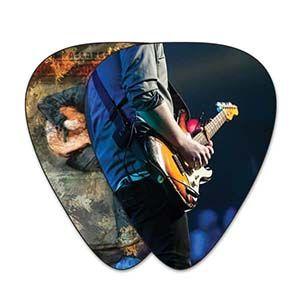 Custom Guitar Picks - Double Sided