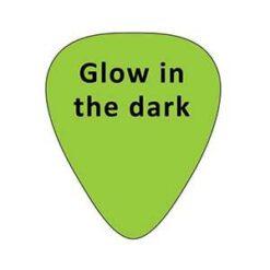 Glow in the dark - Custom guitar picks