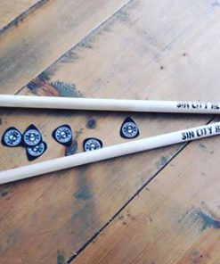 Drumsticks printed - Custom print