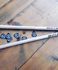 Drumsticks printed - Custom print
