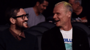 John Frusciante and Flea - Reunited