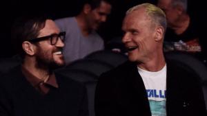 John Frusciante and Flea - Reunited