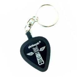 Guitar Pick - Pickbandz keyring