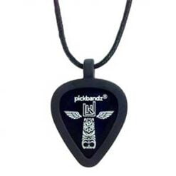 Guitar Pick - Pickbandz necklace