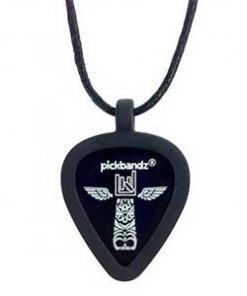 Guitar Pick - Pickbandz necklace