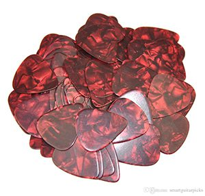 Vintage Picks - Red
