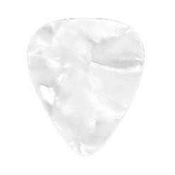 Custom Vintage Guitar Picks - White