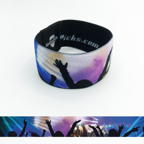 CustomPicks - Bracelet Fans