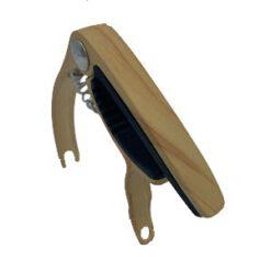Engraved capo - Custom Maple